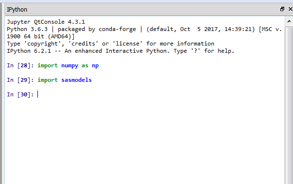 Python Shell-Editor Tool — SasView 4 2 2 documentation